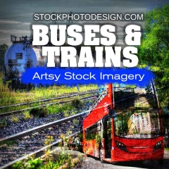 Buses and Trains Images