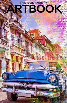 Art Book Photoshop Special Effects