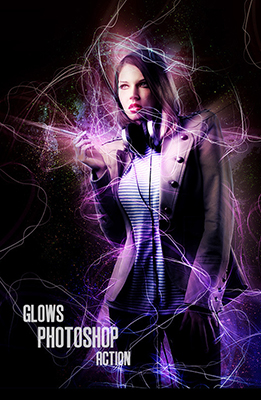 glows Photoshop Special Effects Image