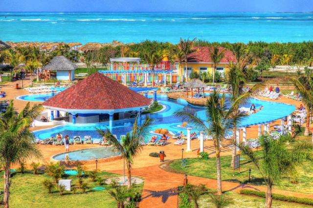 Caribbean Resort - Stock Photography