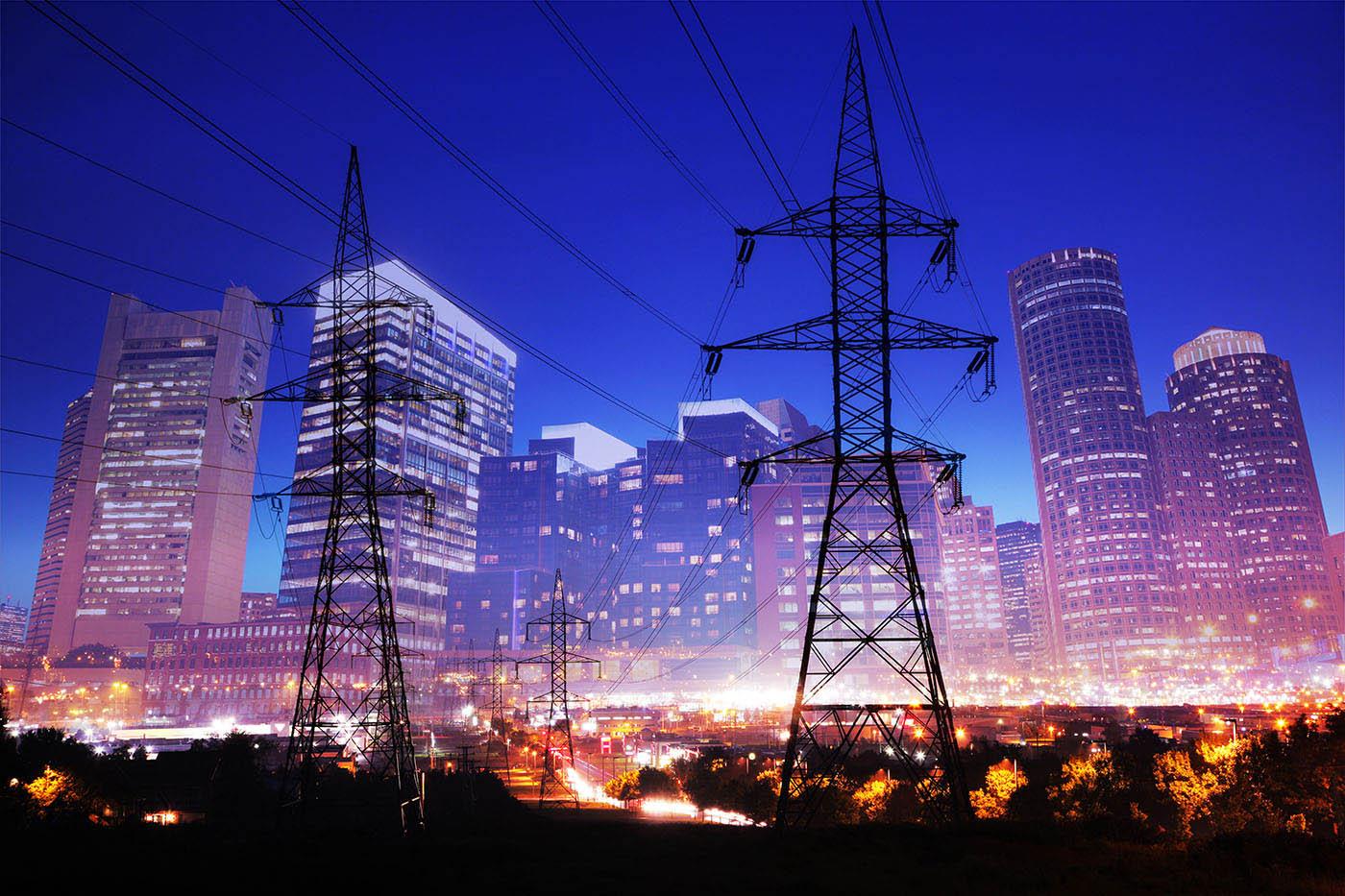 Urban Energy 2 - Stock Photography