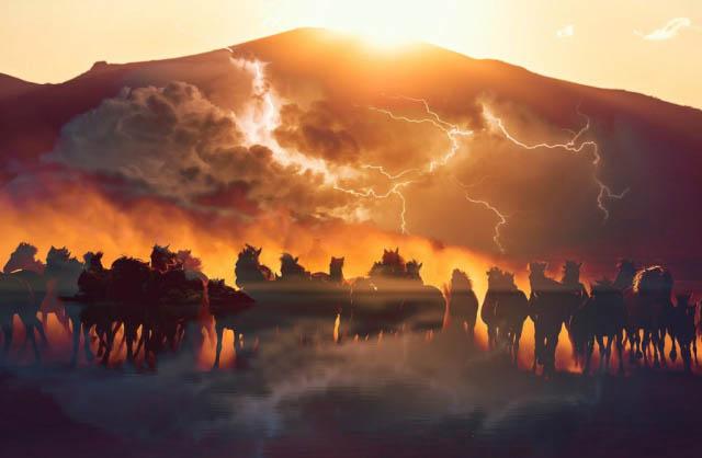 Horsepower-HD-Image - Stock Photography