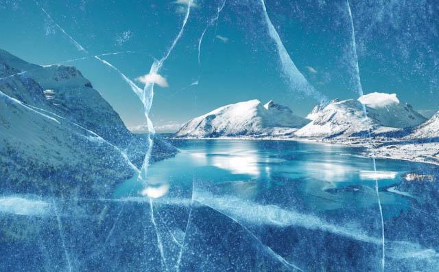 Unleashed Ice Age 02 - Stock Photography