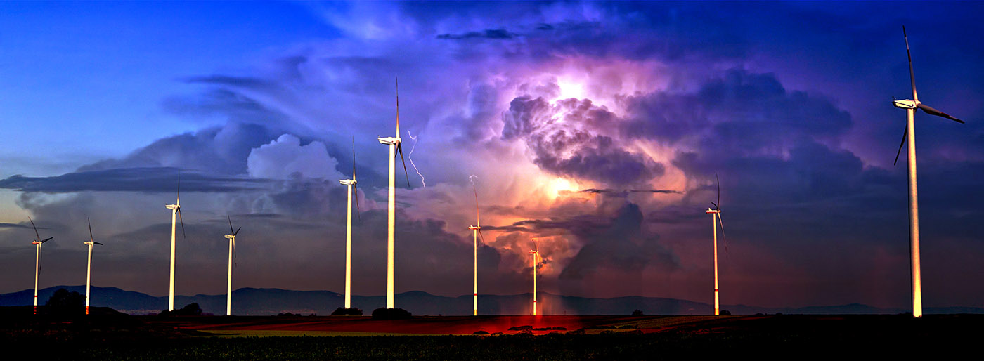 Windmill Energy Production 02 - Stock Photography