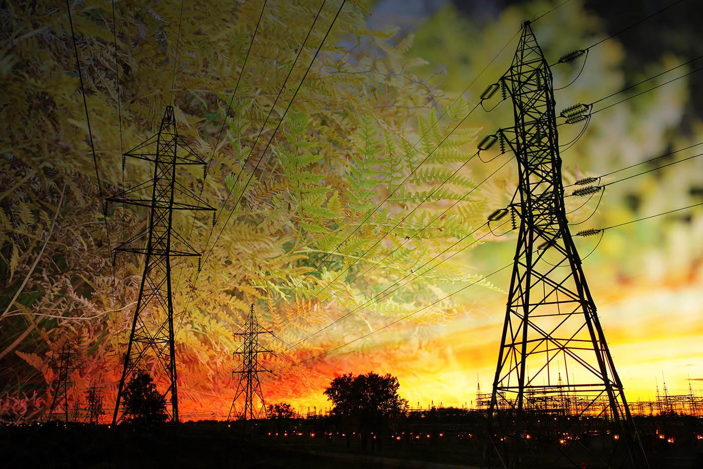 Greener Energy Supply - Stock Photography